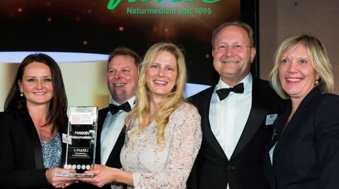"Pascoe Naturmedizin auf Platz 3 bei ""Deutschlands Beste Arbeitgeber 2016"""