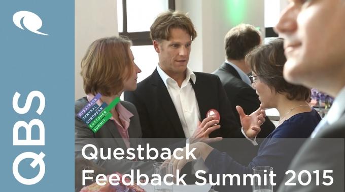 Questback Feedback Summit 2015