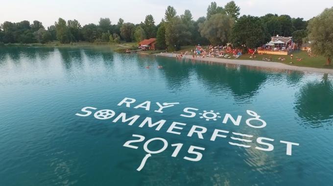 Ray Sono Sommerfest 2015