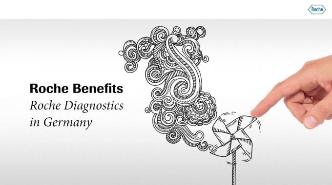 Roche Benefits - Roche Diagnostics in Germany