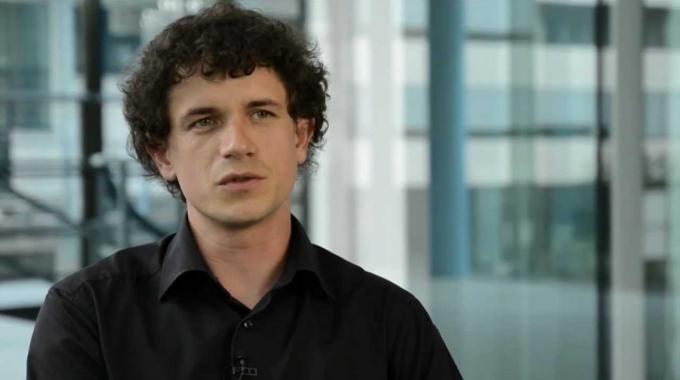 Treffen Sie Cédric, Verfahrensingenieur bei Roche, Schweiz