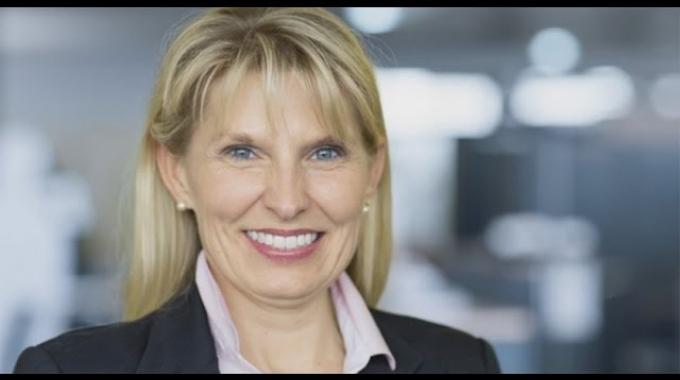 Gabriela Grütter, Leiterin Marketingbereich Molkerei, Betriebszentrale Schönbühl