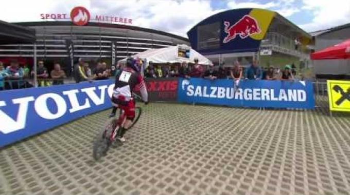 UCI Mountain Bike World Cup - RedBull - Kinexon Sports&Media