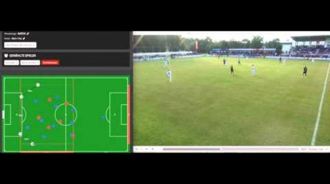 FCA Testspiel - Kinexon Media&Sports