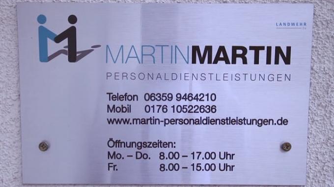 LANDWEHR L1 im Einsatz bei MartinMartin Personaldienstleistungen