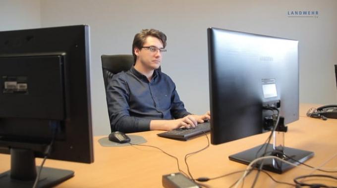 Ausbildung zum Fachinformatiker für Anwendungsentwicklung bei LANDWEHR hat Zukunft