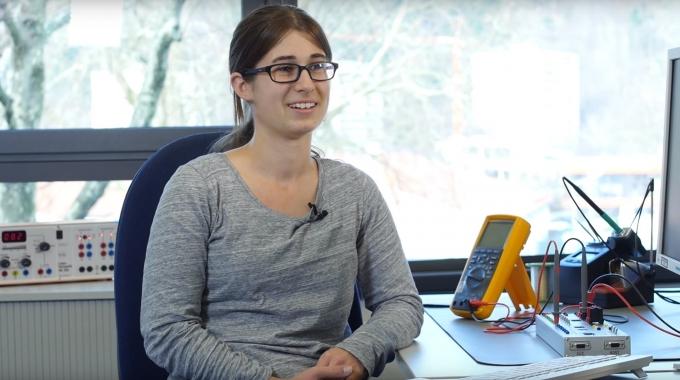 Elektroniker/in für Geräte und Systeme bei SICK - Ausbildungsportrait | SICK AG