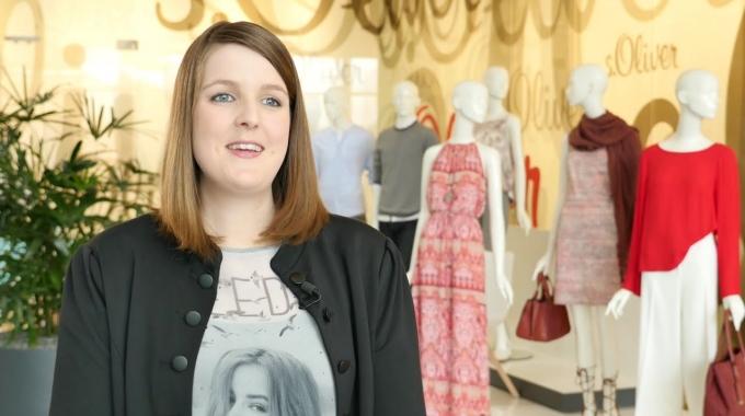 Karen Janssen - Visual Store Merchandiser at s.Oliver