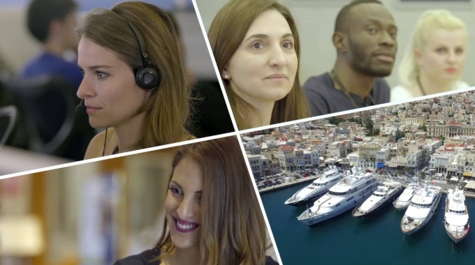 Live the Mediterranean Experience at Teleperformance Greece vol.3