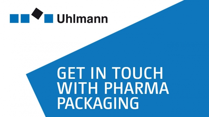 Uhlmann - get in touch with pharma packaging