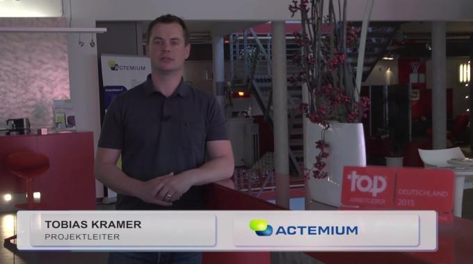 Projektleiter in der BU Projektmanagement bei Actemium Deutschland