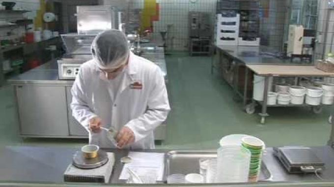 Entwicklung und Herstellung von Saucen bei der BINA in Bischofszell