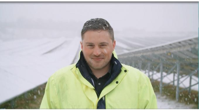 Energiewende: Vom Rathaus zur Photovoltaikanlage - EnBW AG