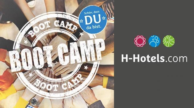 H-Hotels Boot Camp 2016 - Exklusiv für Auszubildende und Duale Studenten