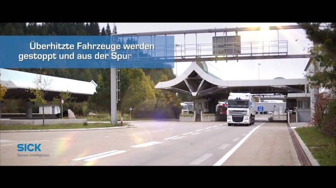 Modernstes Thermoportal Europas erkennt überhitzte Fahrzeuge am Karawankentunnel | SICK AG