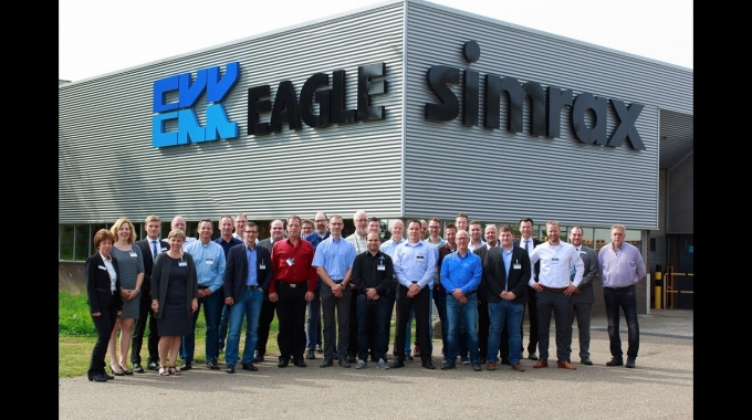 Quality Excellence OnSite 2016 bei Eagle Simrax B.V.
