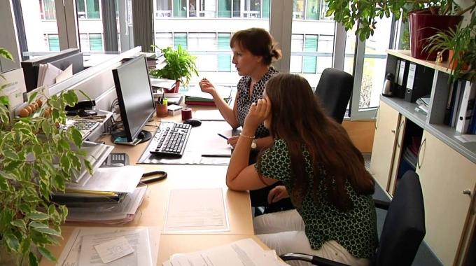 Ausbildung bei der GWG München