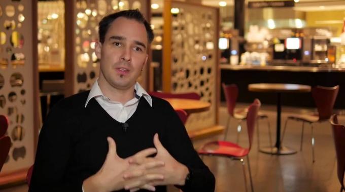Olivier Zaugg - Category Planner - Migros-Genossenschafts-Bund