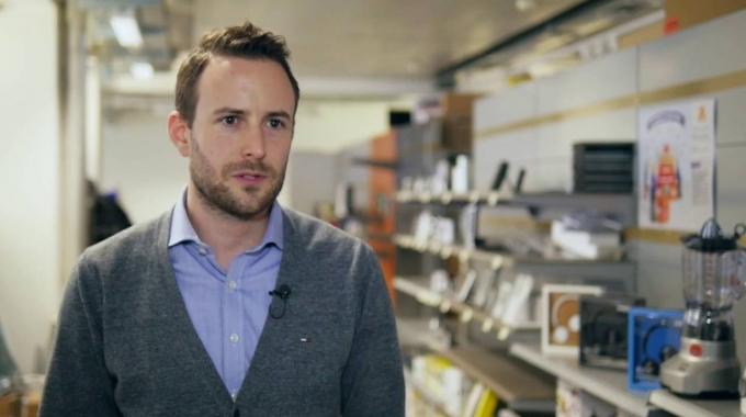 Nicolas Barblan - E-Commerce Manager - Migros-Genossenschafts-Bund