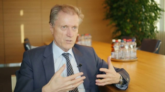 Herbert Bolliger - Präsident der Generaldirektion - Migros-Genossenschafts-Bund