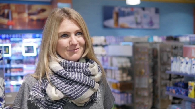 Christa Schwendimann - Visual Merchandiser - Migros-Genossenschafts-Bund