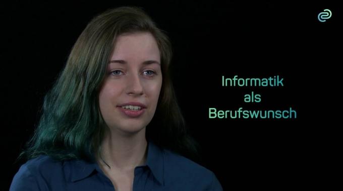 Mitarbeiter-Video über die codecentric als Arbeitgeber: Anna Backs, Junior Software ...