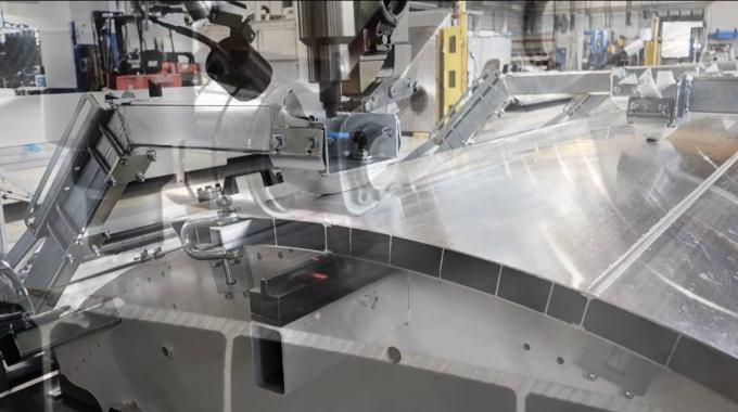 Hammerer Aluminium Rührreibschweißen Deutsch
