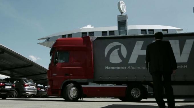 Hammerer Aluminium Image Video Extrusion Deutsch