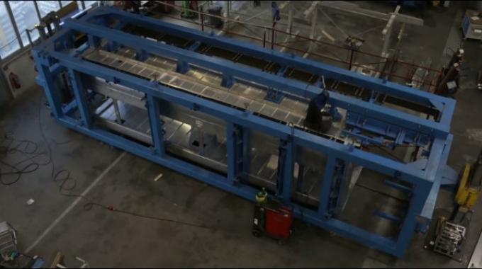 Hammerer Aluminium Schwebebahn DE