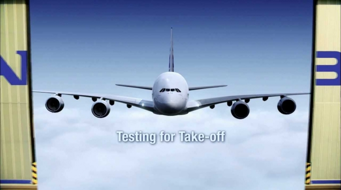 IABG Trailer - Aeronautics