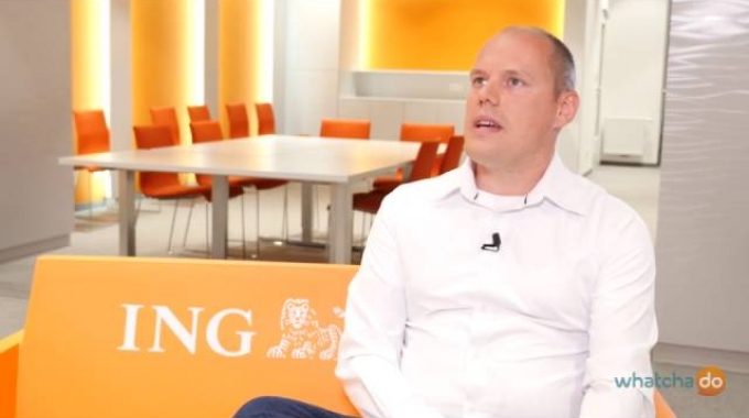ING-DiBa Karriere: Norbert Huber, Senior Relationship Manager, Corporate Clients