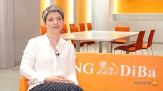 ING-DiBa Karriere: Monika Mistelbauer, Wholesale Banking / Head of Client Services
