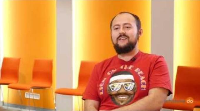ING-DiBa Karriere: Claudiu Cherloaba, Operations & IT / IT-Development