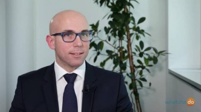 ING-DiBa Karriere: Léon Berger, Projektmanagement / Project Manager