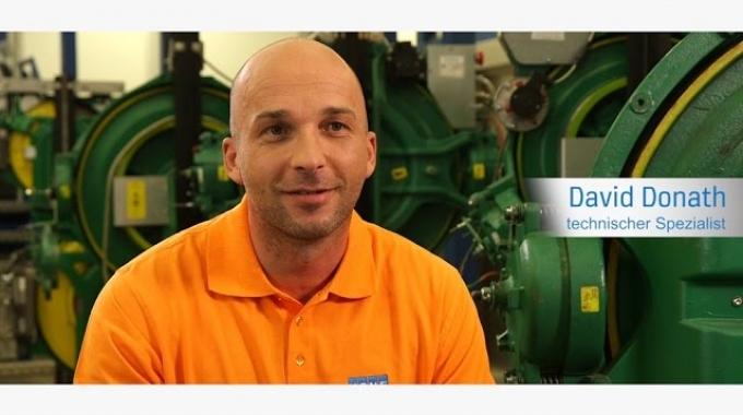 David Donath - Technischer Spezialist Fremdanlagen