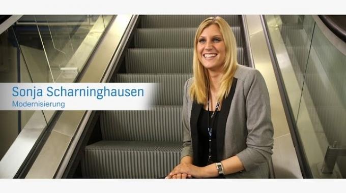Sonja Scharninghausen - Aufzugsmodernisierung