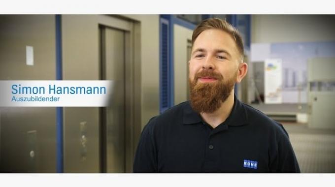 Simon Hansmann - Auszubildender