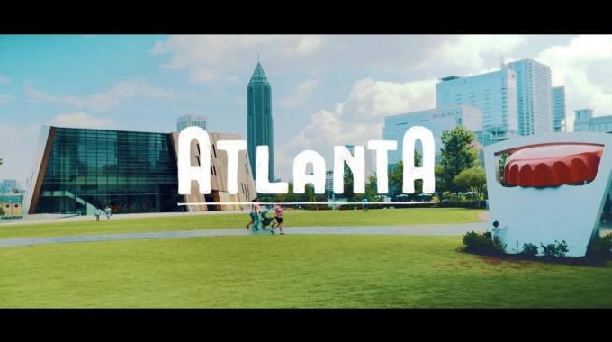 Per App den Aufzug warten - Episode 2 #ATWseries in Atlanta
