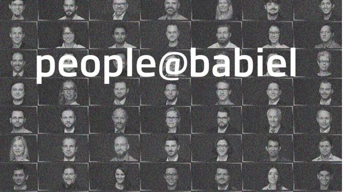 People @ Babiel - Agenturvorstellung