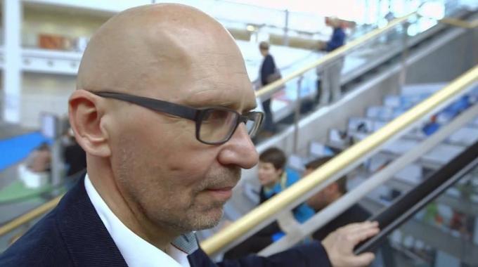 Ein Messetag mit Klaus Dittrich, Vorsitzender der Geschäftsführung, Messe München GmbH