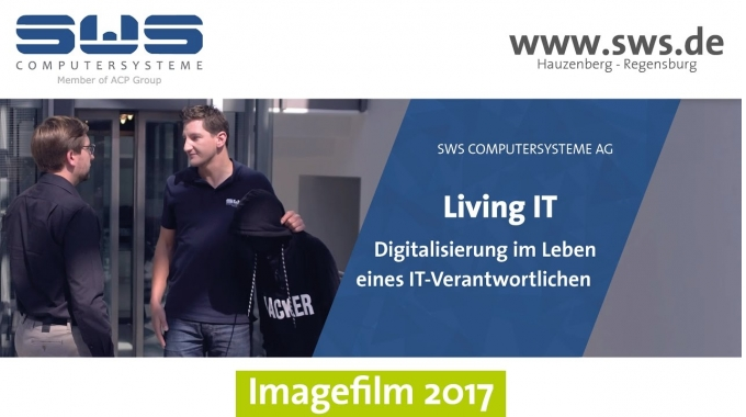 SWS Computersysteme AG - Imagefilm 2017