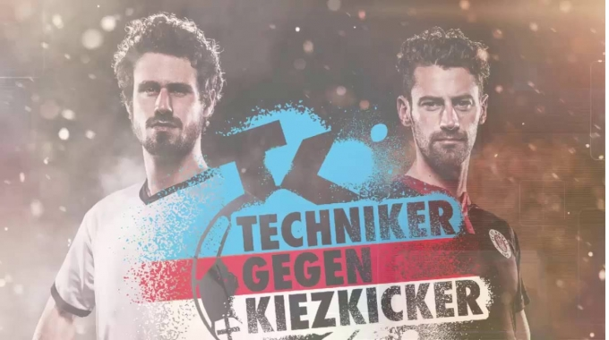 TK Kiez-Match 2016: Impressionen vom Finale