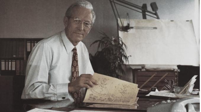 70 JAHRE INNOVATION – die Erfolgsgeschichte von SICK