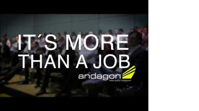 andagon - it's more than a job