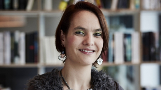 Sylvène Guéry, Lehrperson Französisch, Klubschule Bern