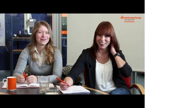 Mit Lust auf Firma - Ausbildung bei Perschmann in Braunschweig
