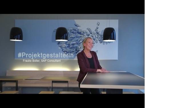 #MeineSAPKarriere: Frauke Boller über ihre langjährige Erfahrung in der SAP-...