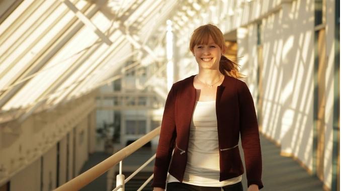 Interview mit Johanna Schwert – Berufseinsteiger