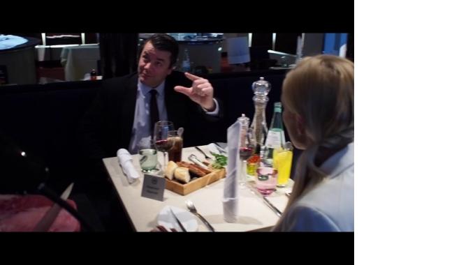 #MannequinChallenge: Unsere Dry Agers im Restaurant Flavors sind da!