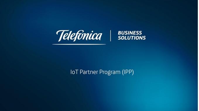 Internet of Things Partner Program (IPP) von Telefónica
